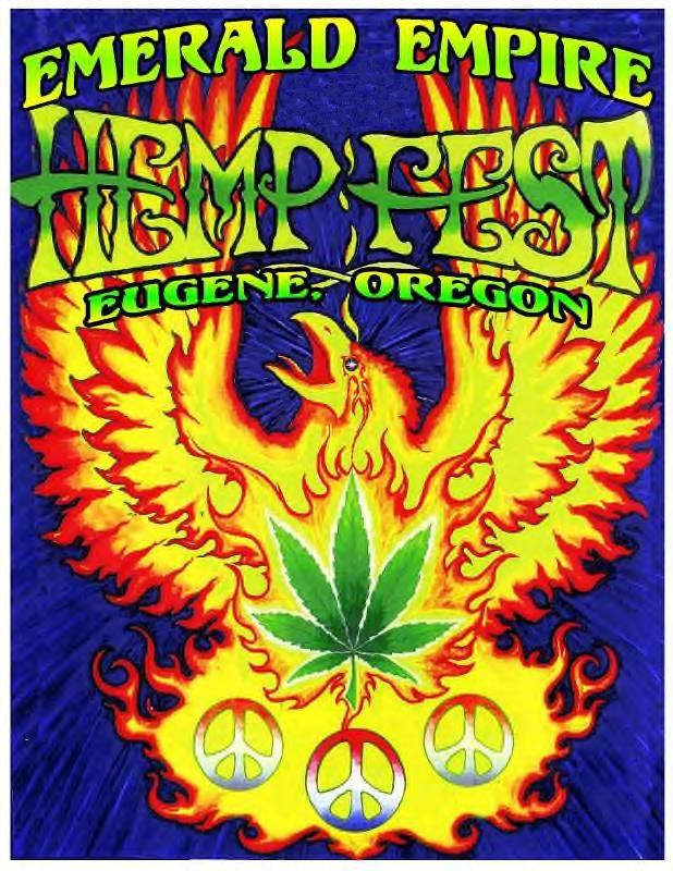 Emerald Empire Hempfest (EEH) Planning volunteer core Meetings